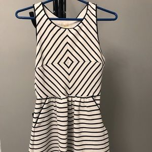 Minidress from Anthropology! Size 6